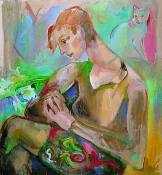 Made-up love by Emin Guliyev