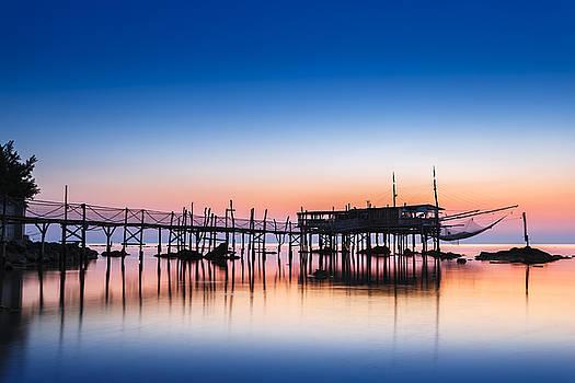 Mediterranean Dawn by Antonio Violi