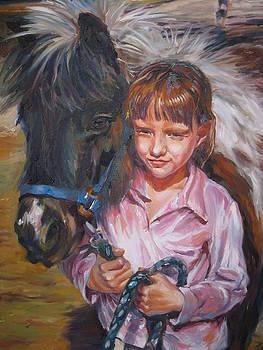 Madeleine by Ekaterina Pozdniakova