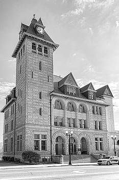 Sharon Popek - Madison Clock Tower