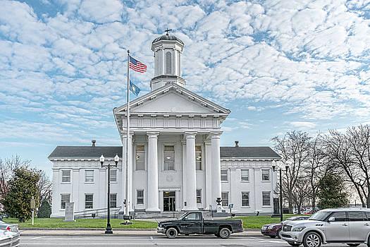Sharon Popek - Madison County Courthouse