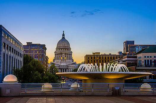 Madison Domes by Mark Goodman