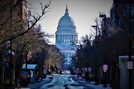Madison Morning by Jeff Murphy