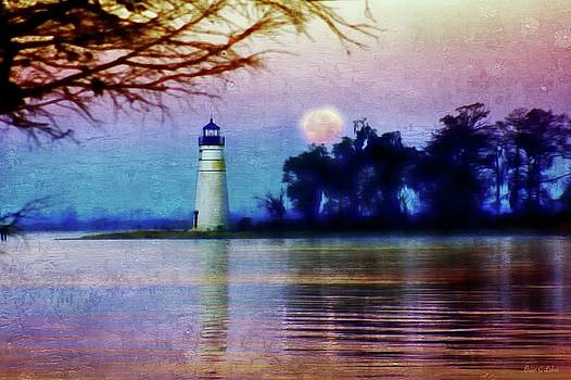 Madisonville Lighthouse by Brian Lukas