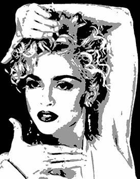 Madonna by Dan Carman