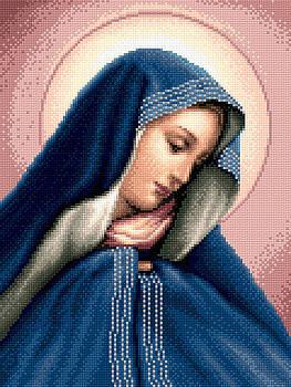 Madonna Dolorosa by Stoyanka Ivanova