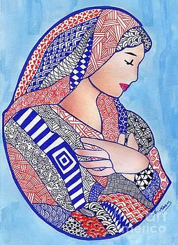 Madonna by Eman Allam