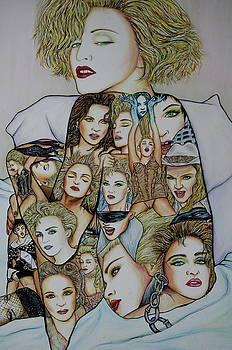 Madonna Est by Joseph Lawrence Vasile