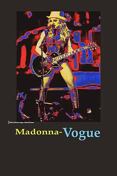 Madonna by Michael Chatman