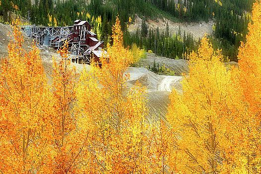 Jason Politte - Madonna Mine - Monarch Pass - Colorado