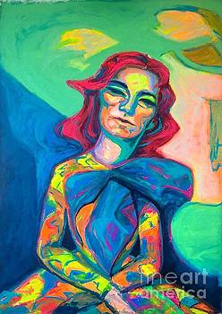 Madonna by Raquel Sarangello