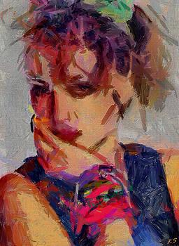 Madonna by Sergey Lukashin