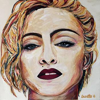 Madonna by Suzette Castro