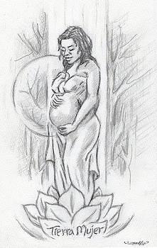 Madre Fecunda by Samuel Lind
