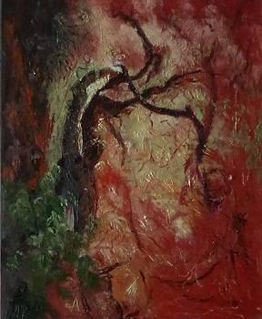 Madrona Tree by Irena Jablonski
