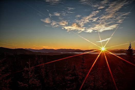 Naturally NH - Magalloway Mountain Sunrise