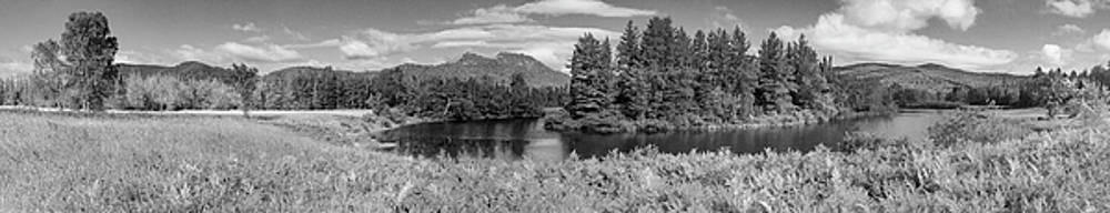 Magalloway River Oxbow by Peter J Sucy