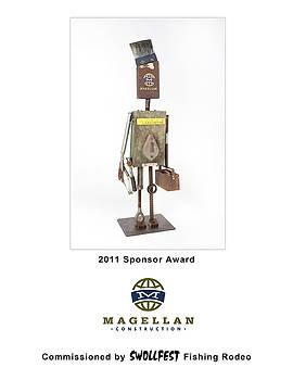 Benjamin Bullins - Magellan Construction