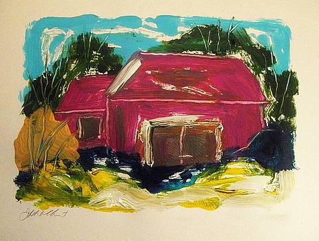Magenta Farm by John Williams