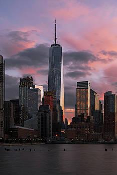 Magenta Skies by Anthony Fields