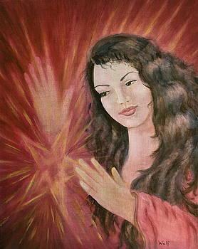 Bernadette Wulf - Magic - Morgan le Fay