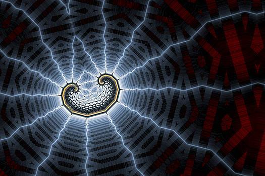 Magic Bow Spiral No. 5 by Mark Eggleston