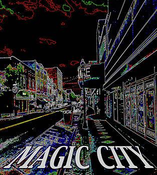 Magic City by Jack Diamond