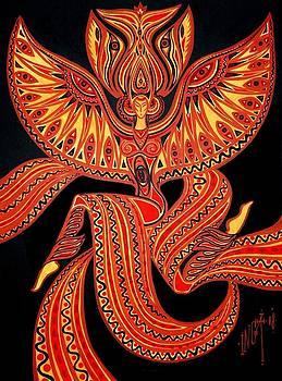 Magic Dance by Inga Vereshchagina