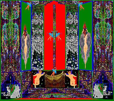Magic Door by Francesca Annus
