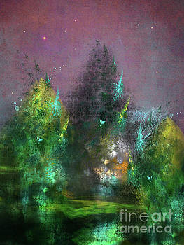 Justyna Jaszke JBJart - Magic forest