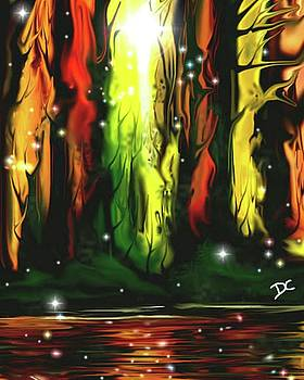 Magic Forest Sparkle by Darren Cannell