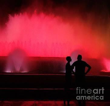 Magic Fountains by C Lythgo