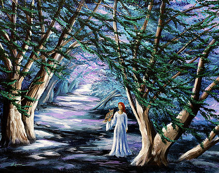 Laura Iverson - Magic in Cypress Woods