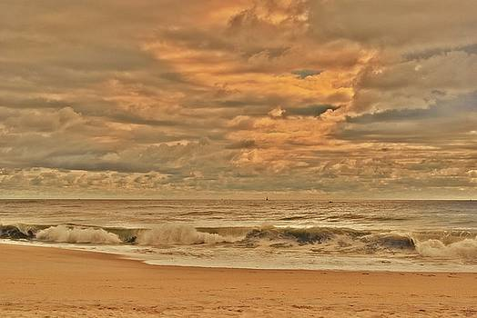Magic In The Air - Jersey Shore by Angie Tirado