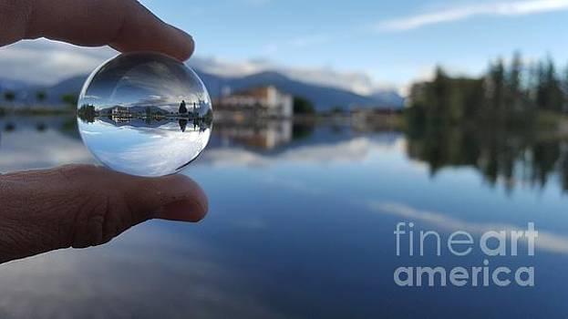 Magic Lake #1 by Ram Photography
