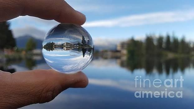 Magic Lake #3 by Ram Photography