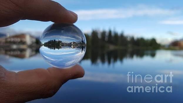 Magic Lake #6 by Ram Photography