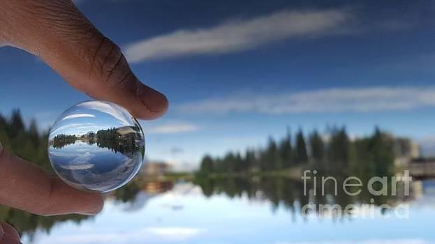 Magic Lake#2 by Ram Photography
