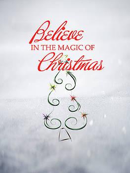 Magic of Christmas by Judy Hall-Folde
