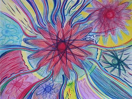 Magic Pentacle AMORE by Elena Soldatkina