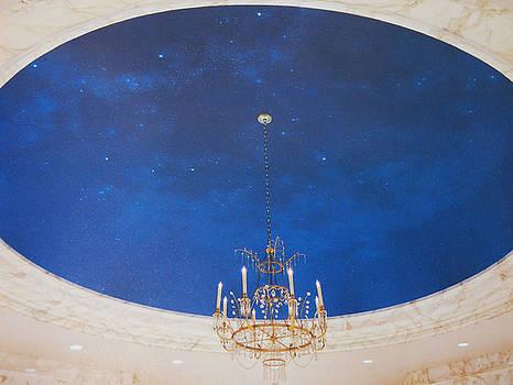 Magic sky by Katerina Atapina