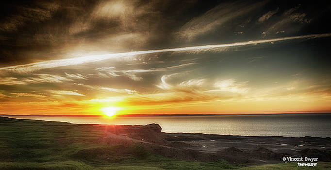 Magic Sunset by Vincent Dwyer