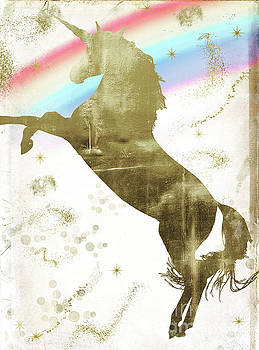 Magic Unicorn I by Mindy Sommers