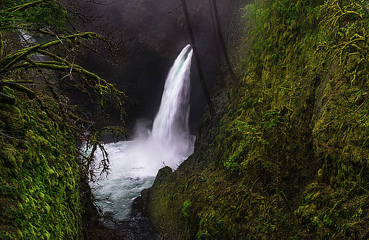 Magical Falls by Larry Marshall