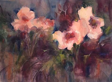 Magical Garden by Karen Ann Patton