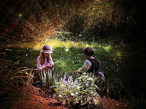 Magical Garden by Lora Mercado