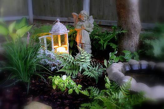 Magical Garden by Sherry Hahn