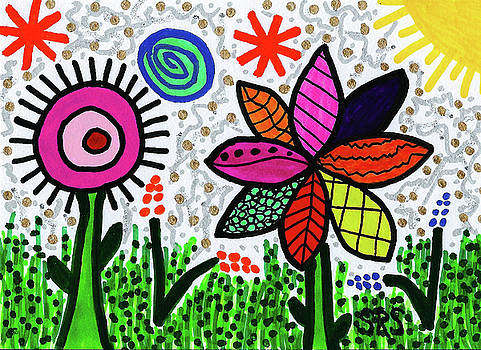 Magical May Mod Pop by Susan Schanerman
