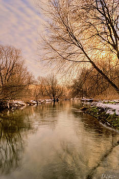 Magical Moments on the Thames River by Garvin Hunter
