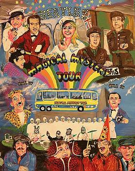 Magical Mystery Tour by Jonathan Morrill